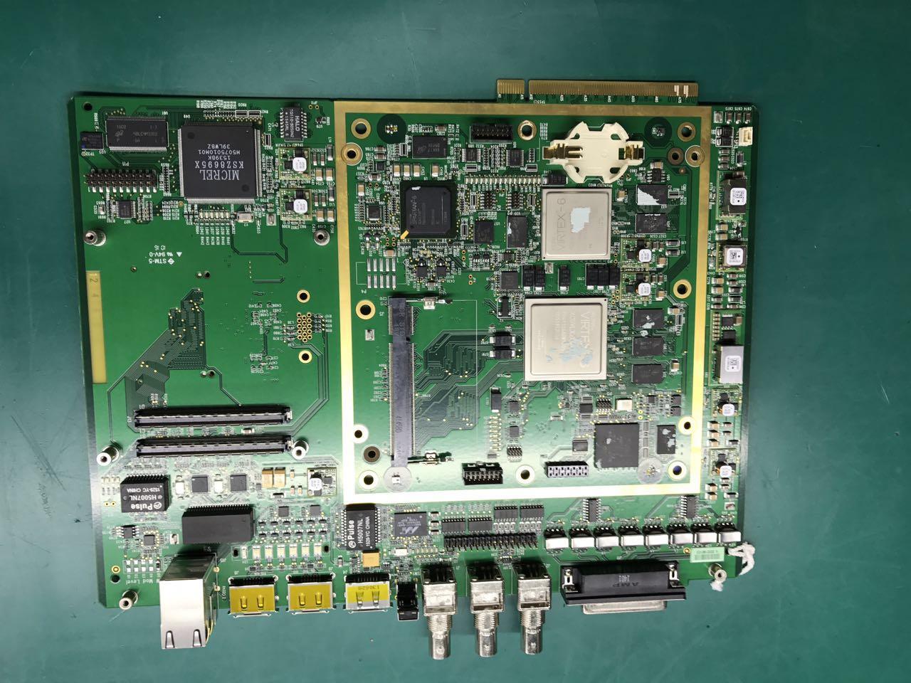 变频器篇电路板维修电路原理图
